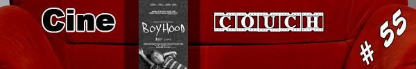 CineCouch #55 - Boyhood