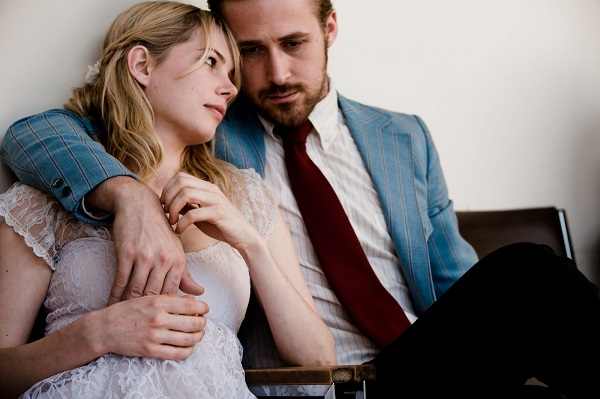 NEGATIV film blue valentine ryan gosling michelle williams