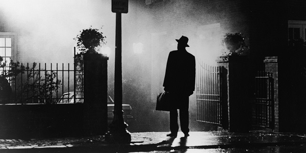 Scene From 'The Exorcist'